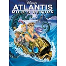 Atlantis: Milo's Return DVD