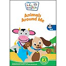 Baby Einstein: Animals Around Me DVD