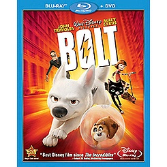 Bolt - 2-Disc Combo Pack