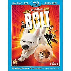 Bolt - 3-Disc Set