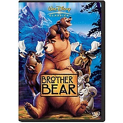 Brother Bear DVD Spanish