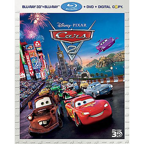 Cars 2 - 5-Disc Set
