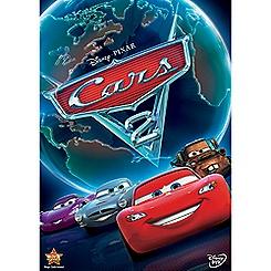 Cars 2 DVD