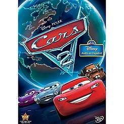 Cars 2 DVD - Spanish