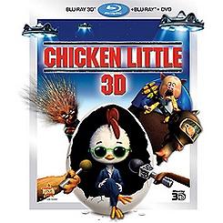 Chicken Little - 3-Disc Combo Pack