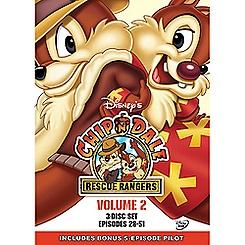Chip 'n Dale Rescue Rangers Volume 2 DVD