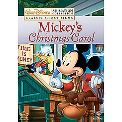 Disney Animation Collection: Mickey's Christmas Carol DVD