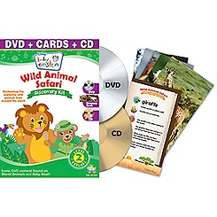 Baby Einstein: Wild Animal Safari DVD and Discovery Kit