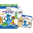 Baby Einstein: World of Colors DVD and Discovery Kit