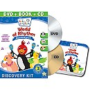 Baby Einstein: World of Rhythm DVD and Discovery Kit