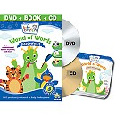 Baby Einstein: World of Words DVD and Discovery Kit