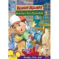 Handy Manny: Manny's Pet Roundup DVD