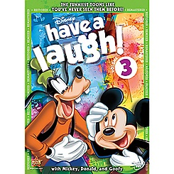 Have A Laugh! Volume 3 DVD