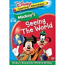 Disney Learning: Mickey's Around the World in 80 Days DVD