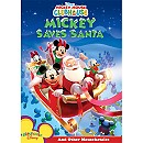 Mickey Mouse Clubhouse: Mickey Saves Santa DVD