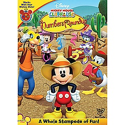 Mickey Mouse Clubhouse: Mickey's Numbers Roundup DVD