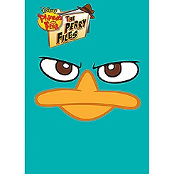 Phineas and Ferb: The Perry Files - 2-Disc Set
