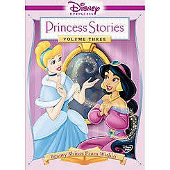 Disney Princess Stories: Beauty Shines from Within DVD