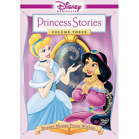 Disney Princess Stories Volume 3: Beauty Shines from Within DVD