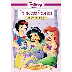 Disney Princess Stories Volume 2: Tales of Friendship DVD