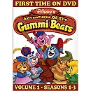 Adventures of the Gummi Bears Volume 1 DVD