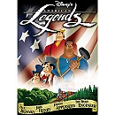 Disney's American Legends DVD