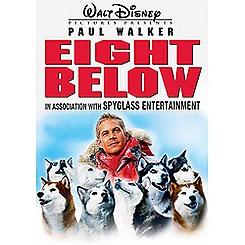 Eight Below DVD - Widescreen