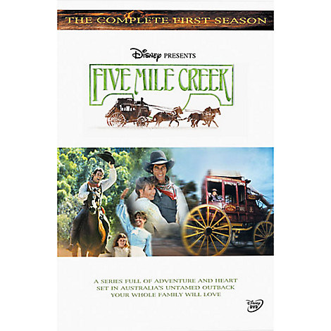 Five Mile Creek: The Complete First Season DVD