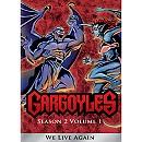 Gargoyles Season 2, Volume 1: We Live Again DVD