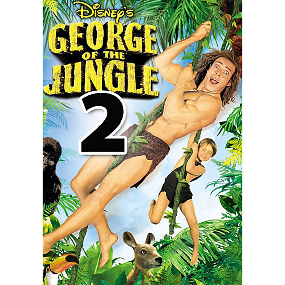 george of the jungle 2 movie - photo #5