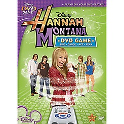 Hannah Montana: The Game DVD