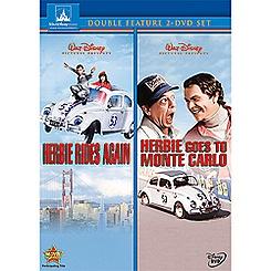 Herbie Rides Again & Herbie Goes to Monte Carlo - 2 DVD Set