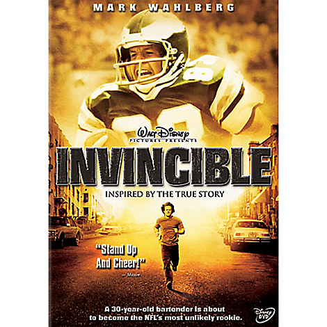 Invincible DVD - Widescreen