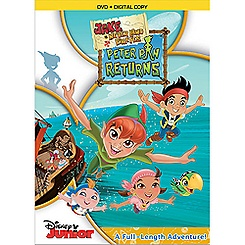 Jake and the Never Land Pirates: Peter Pan Returns 2-Disc Set