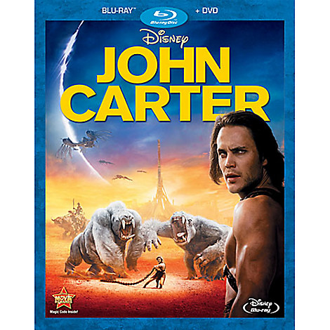 John Carter - 2-Disc Combo Pack