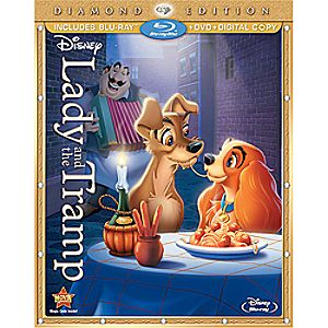Lady and the Tramp - 3-Disc Set