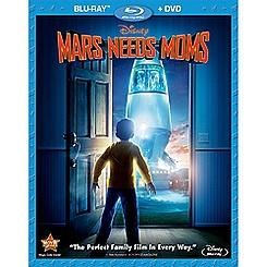 Mars Needs Moms - 2-Disc Combo Pack