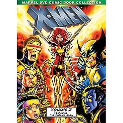 Marvel's X-Men Volume 2 DVD