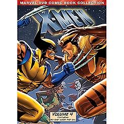 Marvel's X-Men Volume 4 DVD