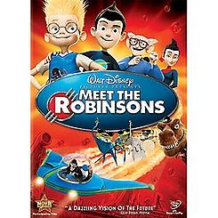 Meet the Robinsons DVD