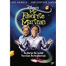 My Favorite Martian DVD