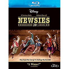 Newsies 20th Anniversary Blu-ray
