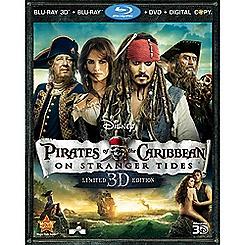 Pirates of the Caribbean: On Stranger Tides - 5-Disc Set