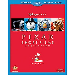 Pixar Short Films Collection Volume 1 - 2-Disc Combo Pack