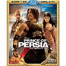 Prince of Persia: The Sands of Time - 3-Disc Combo Pack