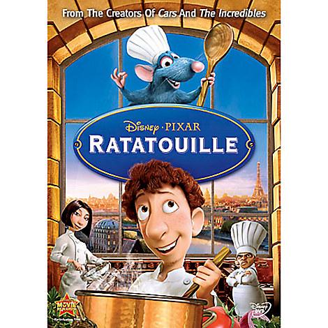 Ratatouille DVD