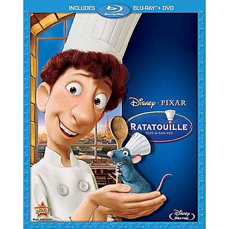 Ratatouille - 2-Disc Combo Pack