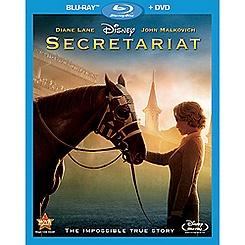 Secretariat - Blu-ray + DVD Combo Pack