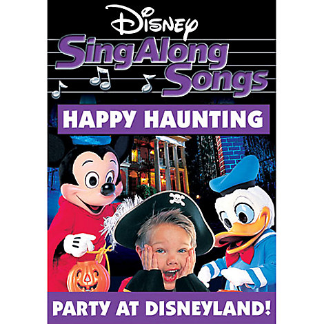 Sing Along Songs: Happy Haunting DVD