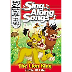 Sing Along Songs: The Circle of Life DVD